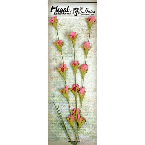 Petaloo - Canterbury Collection - Honeysuckle Vine - Rose
