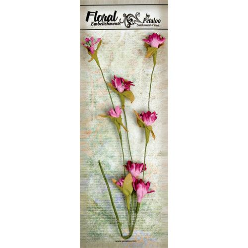 Petaloo - Canterbury Collection - Flowering Vine Spray - Fuchsia