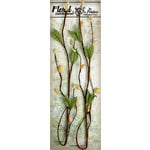 Petaloo - Canterbury Collection - Willow Vine - Yellow
