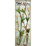 Petaloo - Canterbury Collection - Willow Vine - Gold
