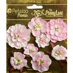 Petaloo - Penny Lane Collection - Floral Embellishments - Mixed Blossoms - Soft Pink