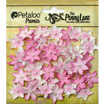 Petaloo - Penny Lane Collection - Floral Embellishments - Mini Daisy Petites - Soft Pink