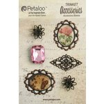 Petaloo - Printed Darjeeling Collection - Vintage Trinkets