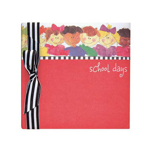 Penny Laine Papers - Book Mates Collection - Photo Album - School Days
