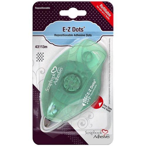 3L - Scrapbook Adhesives - EZ Dots Runner Repositionable Tape - Refillable