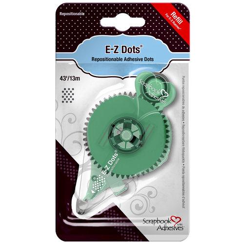 3L - Scrapbook Adhesives - EZ Dots Runner Repositionable Tape - Refill