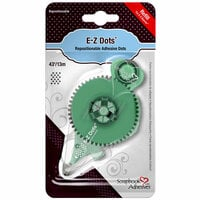 3L - Scrapbook Adhesives - EZ Dots Runner Repositionable Tape - Refill