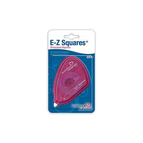3L - Scrapbook Adhesives - EZ Squares - Permanent Adhesive Squares Runner - Refillable