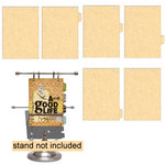 7 Gypsies - Vertical Naked Board Book - 5 x 7