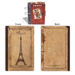 7 Gypsies - Binderie - Board Book Cover - Paris