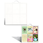 7 Gypsies - 4 x 6 Photo Tray - White
