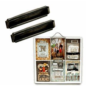 7 Gypsies - Printer Tray Label Holder - Black