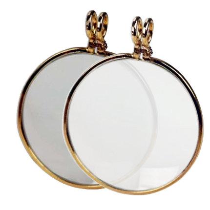 7 Gypsies - Optical Lenses - Antique Brass