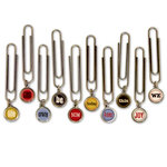 7 Gypsies - Lille Collection - Paperclip Dangles