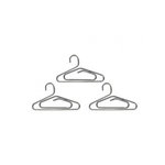 7 Gypsies - Mini Hangers - Antique Silver