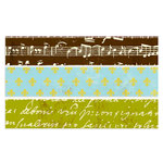 7 Gypsies - Avignon Collection - Printed Paper Tape, CLEARANCE