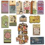 7 Gypsies - Artist Trading Card and Photo Display Tags - Gypsy