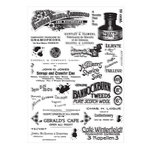 7 Gypsies - Steampunk Collection - Rub Ons - Nomenclature