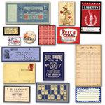 7 Gypsies - Ephemera Cards - Vintage - Mini