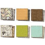 7 Gypsies - Avignon Collection - Paper Pad - 8 x 8