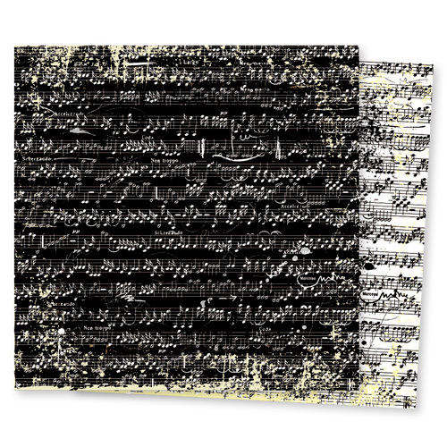 7 Gypsies - Paddington Collection - 12 x 12 Double Sided Paper - Kilburn