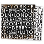 7 Gypsies - Paddington Collection - 12 x 12 Double Sided Paper - Waterloo