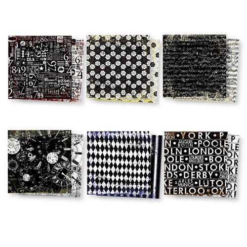 7 Gypsies - Paddington Collection - Paper Pad - 6 x 6