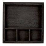 7 Gypsies - Solo Shadowbox Tray - Black - 6 x 6