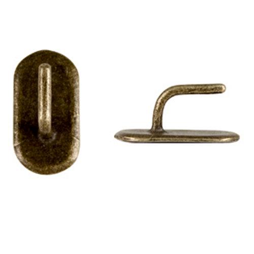 7 Gypsies - Display Trim - Squarehook - Antique Brass