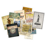 7 Gypsies - Epicurean Collection - Mini Ephemera Pack
