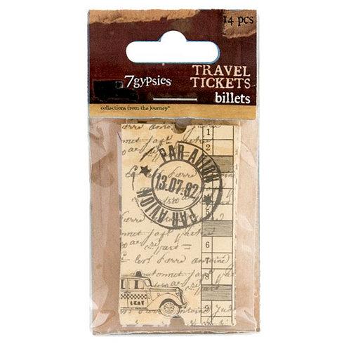 7 Gypsies - Tickets - Travel