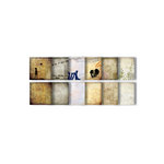 7 Gypsies - Off the Wall Collection - Paper Pad - 6 x 6