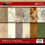 7 Gypsies - Gypsy Travels Collection - 8 x 8 Paper Pack