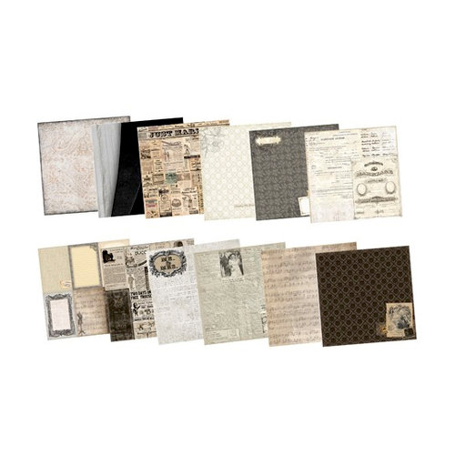 7 Gypsies - Harmony Collection - 6 x 6 Paper Pack