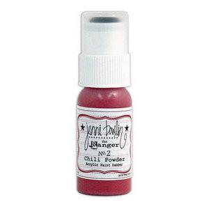 Ranger Ink - Jenni Bowlin - Acrylic Paint Dabber - Chili Powder