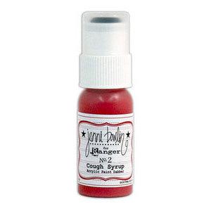 Ranger Ink - Jenni Bowlin - Acrylic Paint Dabber - Cough Syrup