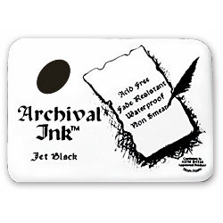 Ranger Ink - Archival Ink - Jet Black