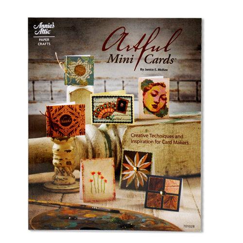 Annie's Attic - Idea Book - Artful Mini Cards