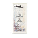 Donna Salazar - Acrylic Stamping Block - 3 x 6, CLEARANCE