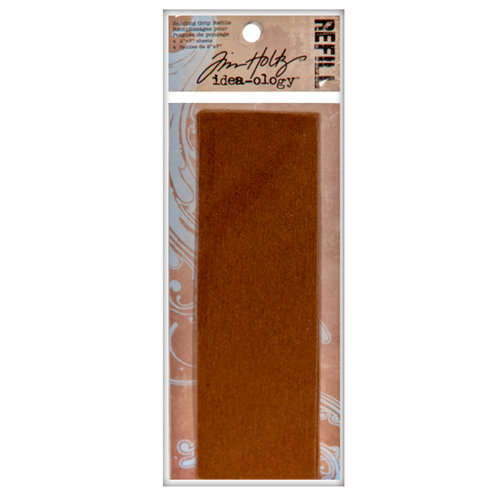 Tim Holtz - Idea-ology - Sandpaper Refill - 4 Pack