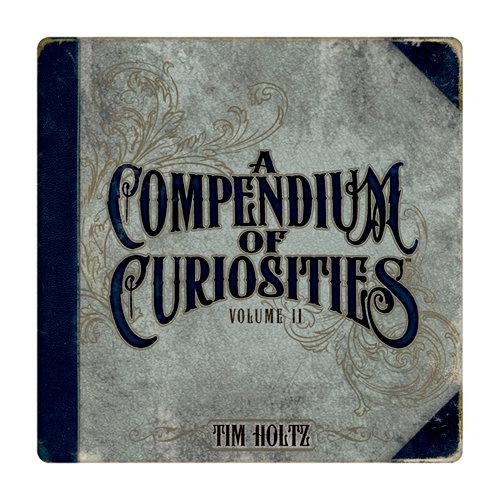 Tim Holtz - Idea-ology Collection - Compendium of Curiosities II Idea Book