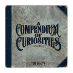 Tim Holtz - Idea-ology Collection - Compendium of Curiosities II Idea Book