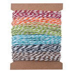 Tim Holtz - Idea-ology Collection - Paper String - Stripes