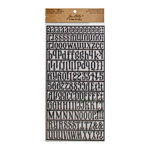 Tim Holtz - Idea-ology Collection - Alpha Parts - Signmaker