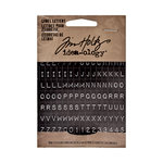 Tim Holtz - Idea-ology Collection - Label Letters