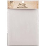 Advantus - Tim Holtz - Idea-ology Collection - 5.5 x 7 Frosted Sheets