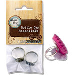 Bottle Cap Inc - Vintage Edition Collection - Jewelry - Adjustable Silver Ring