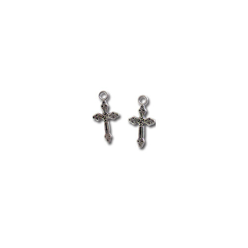 Bottle Cap Inc - Vintage Edition Collection - Jewelry - Charms - Cross