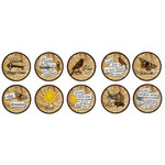 Bottle Cap Inc - Vintage Edition Collection - Bottle Cap Images - Dreamer - 1 Inch