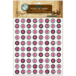 Bottle Cap Inc - Vintage Edition Collection - Bottle Cap Images - Boutique Alphabet - .5 Inch